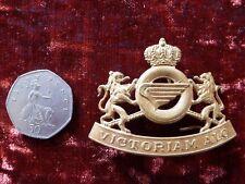 Victoriam Alo Belgian Air Force Beret Cap Hat Insignia Badge