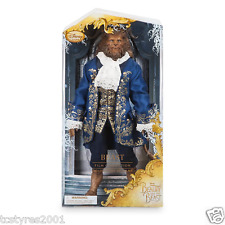 NEW Disney - Beauty and the Beast Film Collection - Beast Doll