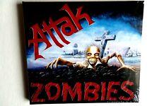 ATTAK zombies CD digipak oi! punk skinhead NEW SEALED