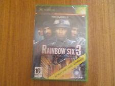 Tom Clancy's Rainbow Six 3 ~~ Jeu XBOX Neuf sous blister