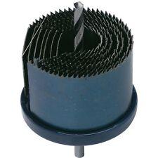 Scie cloche multilames acier SCID - Profondeur 50 mm - 7 lames SCID
