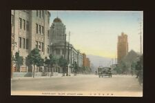 Japan KOBE Yamate-Dori Bluff Street c1920/30s? PPC
