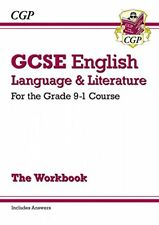 New GCSE English Language and Literature Workbook - for the Grade 9-1 Courses ,