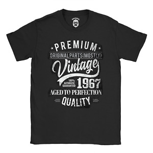 1967 Original Parts (Mostly) T-Shirt | 54th Funny Birthday Idea for him for her