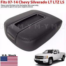 2007-2014 Chevy Silverado 1500 2500 3500 LT LTZ LS Console Armrest Lid Cover