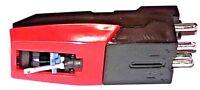 Cartridge & Stylus for Caseflex Steepletone Crosley NP1 GPO Record Player Deck