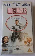 THE HUDSUCKER PROXY - PAUL NEWMAN - TIM ROBBINS - VHS VIDEO - VERY GOOD COND.