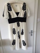 Temperly London 100% silk dress
