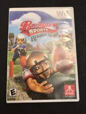 Backyard Sports Football: Rookie Rush - Nintendo Wii