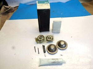 1977-81 FRONT WHEEL BEARING KIT CHEVY OLDS PONTIAC 14023334 NOS GM