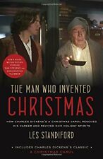 The Man Who Invented Christmas (Movie Tie-In): Includes Charles Dickenss Class