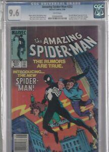 The AMAZING SPIDER-MAN# 252 CGC 9.6