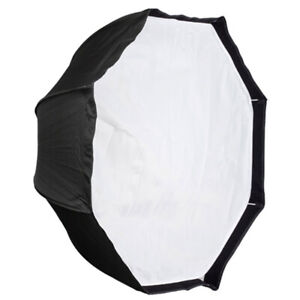 120cm Portable Foldable Octagon Umbrella Softbox Diffuser Reflector for