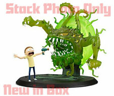 Rick and Morty Loot Crate Exclusive  Morty Monster Mayhem Figure New in Box 18+