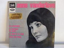 ANNE VANDERLOVE Les souvenirs EG1030 Lettres roses