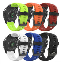 [6PCS]  MoKo Silicone Replacemen Wrist Watch Band Strap for Garmin Fenix 3 / HR
