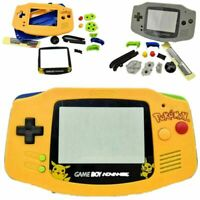 For NS GameBoy Advance Console Replacement Protective Housing Case Shell Kit Set