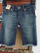 NEW Women's MEK DNM Brigitte Bermuda Shorts Sz 26 Retail $119