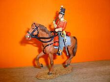 DELPRADO CAVALIER DE L EMPIRE = OFFICIER DRAGON GRANDE BRETAGNE 1809