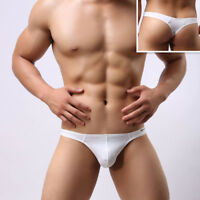 BRAVE PERSON New Thongs Sexy Underwear Men's Fashion Briefs Bikini T-back S-XL