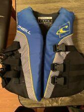 O'Neill Childs life jacket blue/yellow/gray