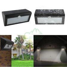 66 LED Solar Power PIR Motion Sensor Wall Light Outdoor Garden Waterproof Lamp