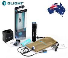 Original Olight S2R Baton 1020 lumen CREE XML2 LED Rechargeable torch  AUS stock