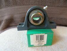 NEW INA PILLOW BLOCK BEARING WITH COLLAR PASE25N 9642315 PASE 25 N 25MM ID