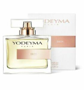 Yodeyma Iris fragranza femminile eau de parfum 100 ml