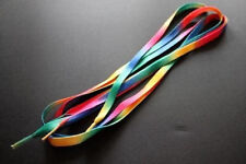 SHOELACES COLOURFUL  super cool for canvas shoes