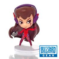 Blizzard Gear Overwatch Minifigure D.Va Diva Rabbit Cute but Deadly Series 4