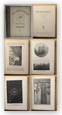 Bürgel Aus fernen Welten 1922 Astronomie Physik Himmel Sterne Wissen History xy