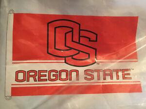 OREGON STATE UNIVERSITY FLAG