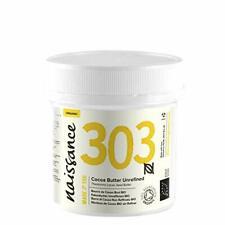 Naissance Beurre de Cacao Brut BIO n° 303 - 100g – 100% pur et naturel non-ra...