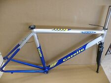 Gazelle Gold Line Squadra aluminium 51cm frame with carbon fork ,new old stock.
