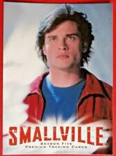 SMALLVILLE - SEASON FIVE - PROMO CARD SM5-1 - Inkworks 2007