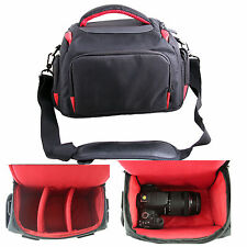 DSLR Water-Proof Camera Shoulder Bag Case For Canon EOS 650D 6D 550D 600D 1100D