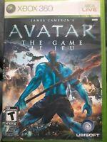 James Cameron's Avatar: The Game | 2009 Microsoft Xbox 360
