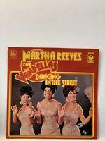 """Martha Reeves & The Vandellas  Dancing In The Street  Vinyl LP 12"""" 1973 (LP233)"""