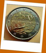 2 Euro Gedenkmünze Frankreich 2014 - 70. Jahrestag des D-Day - Neu