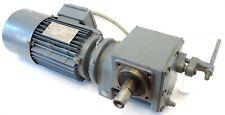 Elektrohängebahnantrieb  SEW SHB4 Getriebemotor Gearmotor 9,9U/min 0,4kW Bremse