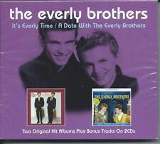 The Everly Brothers - It's Everly Time / A Date With The Everly Brothers 2CD NEW