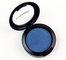 "MAC Mega Metal Eye Shadow ""Dandizette"" (navy blue w/ micro-shimmer) LE NIB!"