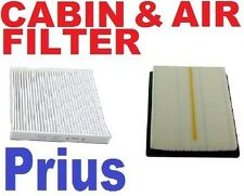 Engine  Air Filter  and Cabin Filter  Toyota Prius & CT200h