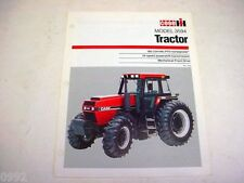 Case IH 3594 Farm Tractor Sales Brochure