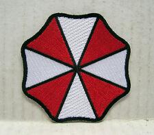 "Resident Evil Umbrella Corporation Peppermint Logo 3"" Patch- (REPA-103-S)"