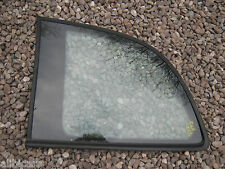 1998 - 2005 VAUXHALL ZAFIRA PASSENGER SIDE REAR QUARTER WINDOW GLASS NSR NS
