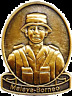 ANZAC DAY 2013 MALAYA/BORNEO CONFLICTS  PIN - MINT ON CARD