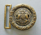 Brass belt buckle of HAROON INFANTRY  BAHAWALPUR - Indian State Forces