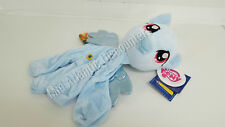 New Build A Bear Rainbow Dash My Little Pony Unstuffed Blue